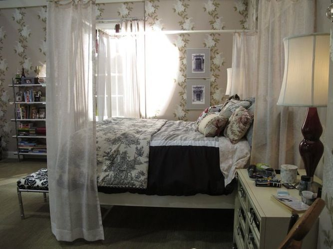 Spencer Hastings' bedroom in 'Pretty Little Liars'