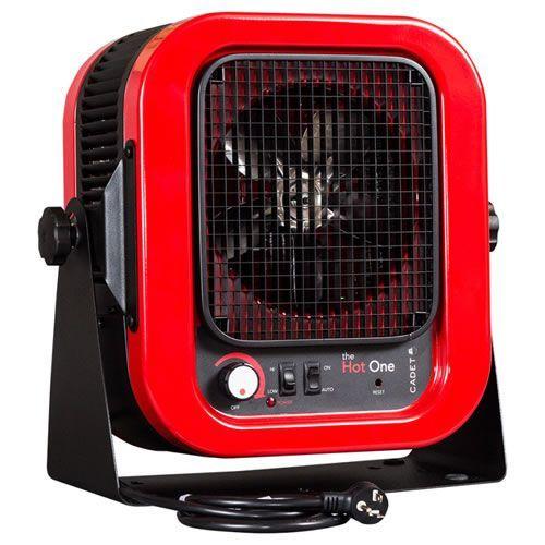 Cadet The Hot One Garage & Shop Heater - 4000W 240 V