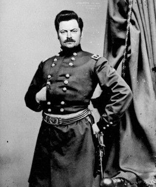 General Ron SwansonHistory, American Civil War, Civil Wars, Abraham Lincoln, General George, Wars General, Union Army, Major General, George Mcclellan