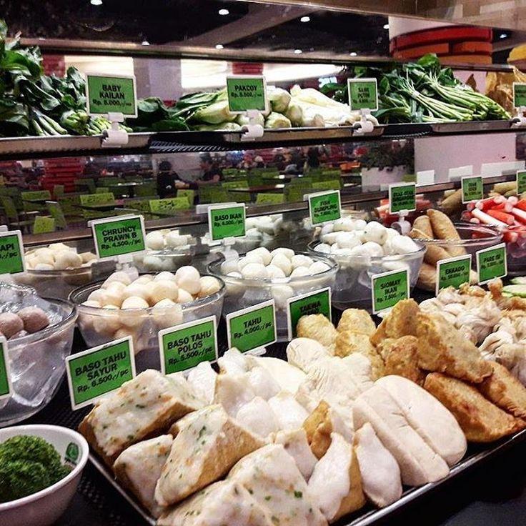 @yongtaufu_id -  Banyak pilihan #makanansehat @yongtaufu_id  Sehat di badan, sehat pula kantongnya ���� Msu makan sehat? Selalu ingat @yongtaufu_id  #yongtaufu #food #healthy #healthyfood #chinese #chinesefood #suki #sukiyaki #foodies #foodgasm #foodporn #yummy #jktfood #jakartainfood #chinesecuisine #jakarta #tomyum #vegan #vegetarian #sayur #anakjajan #jamur #makansehat #jktfoodies  #malciputracibubur #mallciputracibubur  #infocibubur…