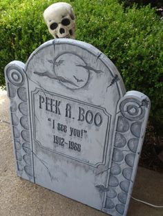 halloween tombstone sayings - Google Search