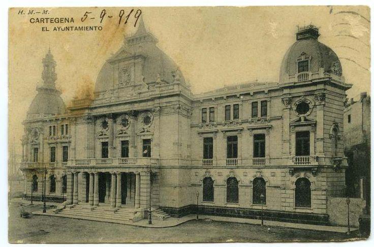 Visor Archivo General Región de Murcia. FOT_POS,09/054 / Ayuntamiento de Cartagena.