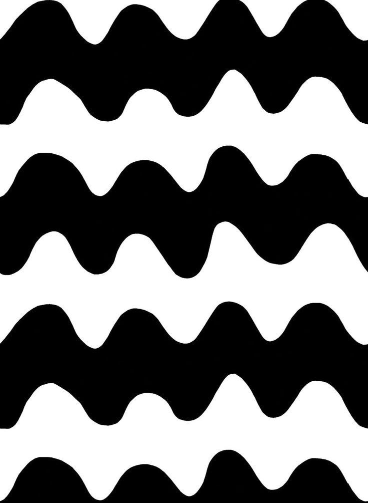 Lokki - fabric, Marimekko