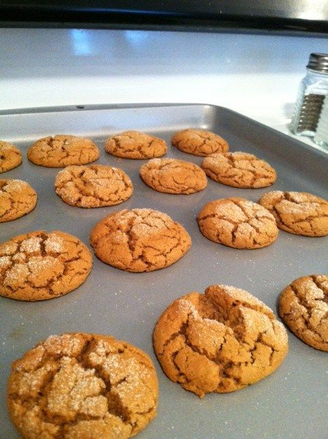 Labor cookies! Delicious even if they don't help jumpstart labor.