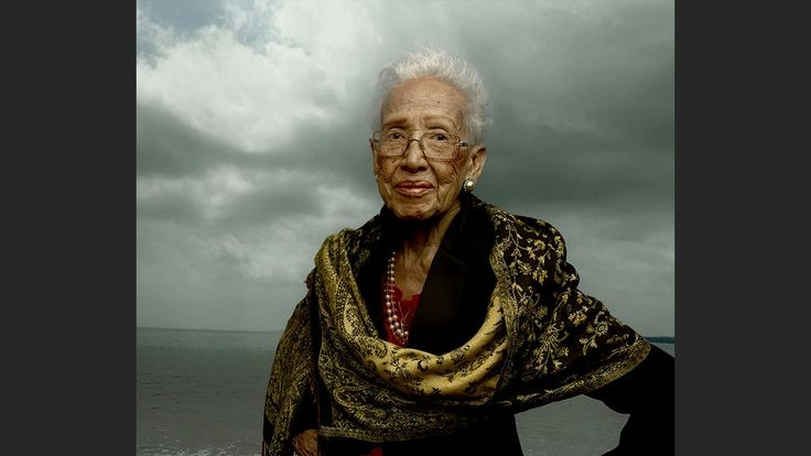 """Katherine Johnson, the NASA Mathematician Who Advanced Human Rights with a Slide Rule and Pencil NASA chief Charles Bolden recalls the historic trajectory of the """"human computer"""" who played a key role in the Apollo 11 moon landing, and as a female African-American in the 1960s, shattered stereotypes in the process."""