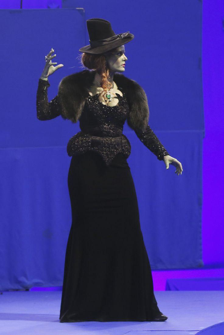 Zelena, Once Upon a Time | Costume design, Fashion tv ...