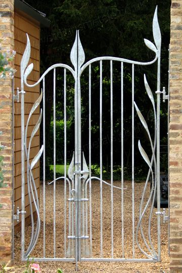 1000 Ideas About Modern Gates On Pinterest Steel Gate