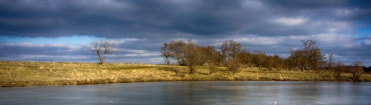 Фотографии с зимней рыбалки от Виталия Сажнева