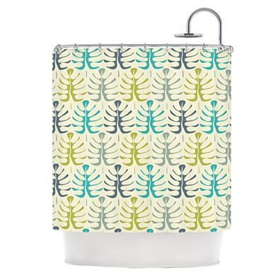 Search Dot & Bo for deals on great products. #leaves #tropical #shower #bath #kessinhouse #homedeco #deco #homegoods #pattern