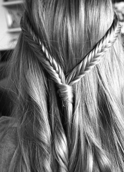 Braid it back for a fun and active weekend outdoors!