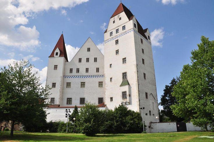 Ingolstadt Tourismus: Neues Schloss