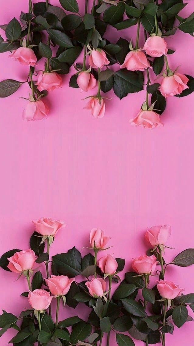 Pin Oleh Debbie Blount Di Papeis De Parede Bunga Cat Air Poster Bunga Mawar Cantik