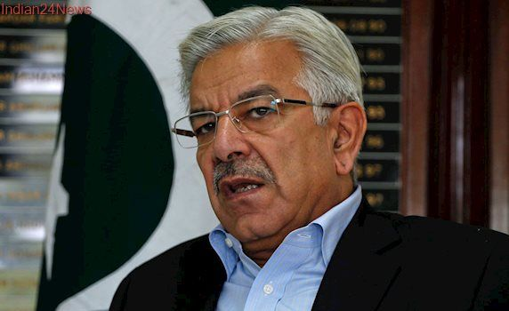 India, Afghanistan Joining Hands to Create Unrest in Pakistan: Defence Minister Khawaja Asif
