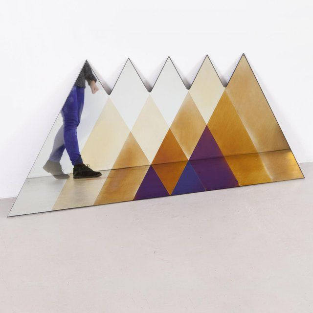 Transience Mirror Triangles