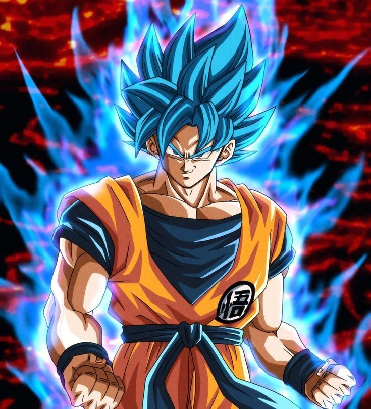Goku Ssgss By Akabeco Anime Dragon Ball Super Dragon Ball Super Manga Dragon Ball Super Art