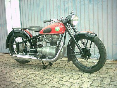 1951 Simson AWO-T