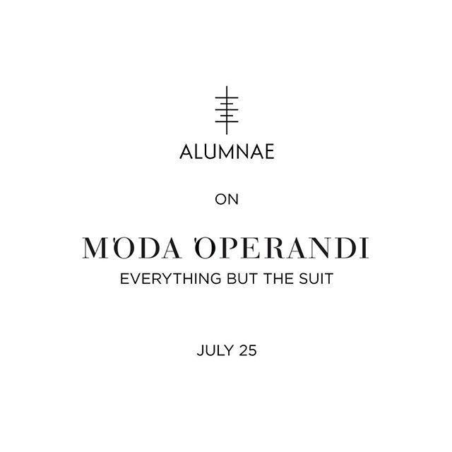 Pre-order from the Resort17 collection on Moda Operandi starting July 25.