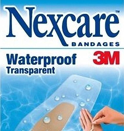Jual Plester luka tahan air dan transparan merk 3m Nexcare (1 pack isi 3) - Brani Berkarya | Tokopedia