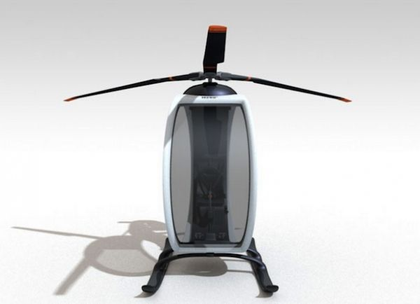 ZERO, The Coolest Personal Helicopter Ever