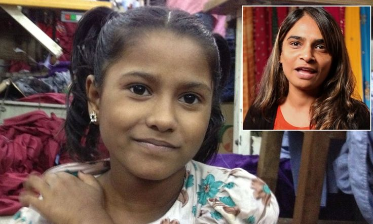 My life as a sweatshop worker: A Canadian journalist went undercover and reveals the terrible conditions and children as small as nine years old are working.  Raveena tells her story in the article.