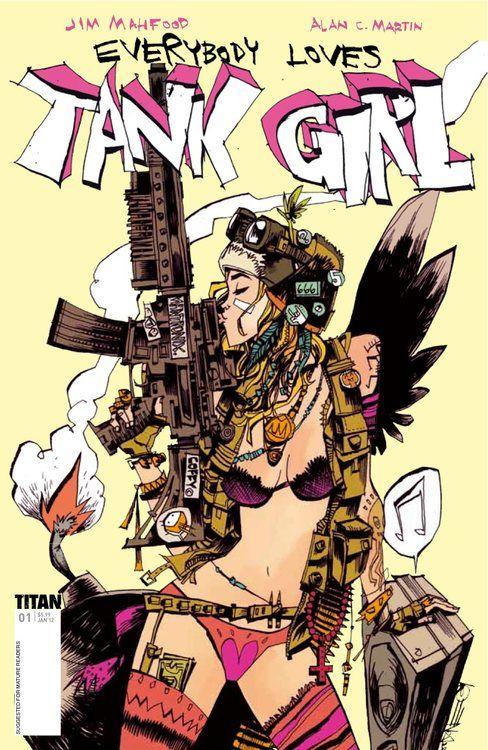 tank girl | Tumblr