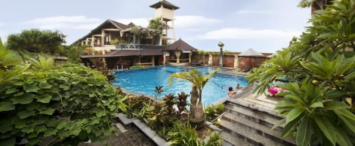 OopsnewsHotels - Bali Ayu Hotel. Bali Ayu Hotel is set in Seminyak and is within a short walk of local attractions, such as Petitenget Temple. It also offers a rooftop terrace, 24-hour room service and a kids pool.   The hotel has 32 rooms and has been recently refurbished. Staff are available 24-hours a day and can book tours and tickets.