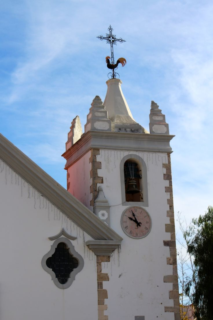 The main church in Alte. More to see and do in Alte, http://www.greatholidaylocations.com/things-to-do/amble-guides/alte-algarve/