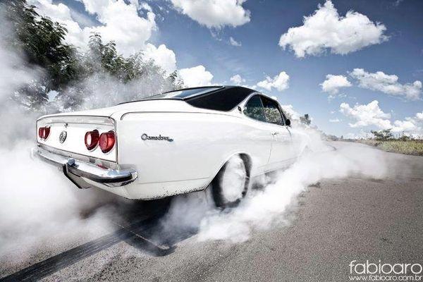 muscle cars - opala