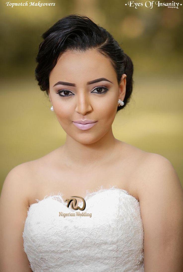 Pinterest\'teki 25\'den fazla en iyi Black bridal makeup fikri ...