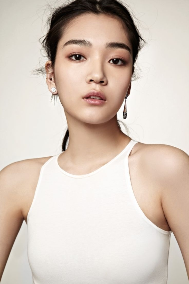 KOREAN MODEL • Kim Hee Seon by Lee Soo Hyun for Elle Korea June...