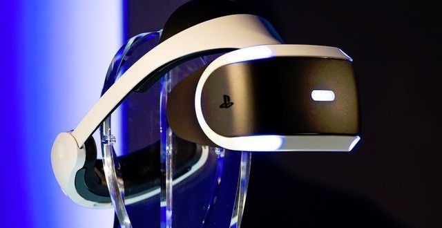 Project Morpheus Is Now Being Known As Playstation VR