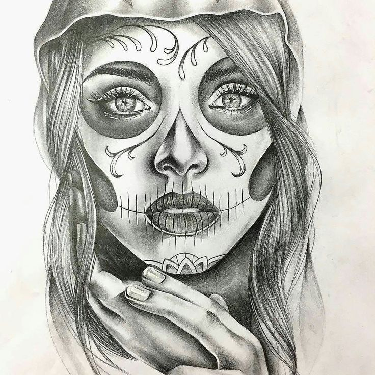 7904 best day of the dead images on Pinterest | Drawings