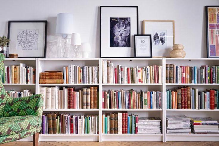 | Estanterías bajas para decorar tu hogar