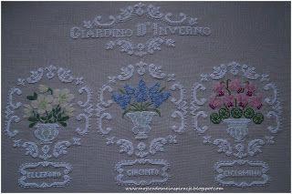 Radosne Inspiracje: Winter Garden