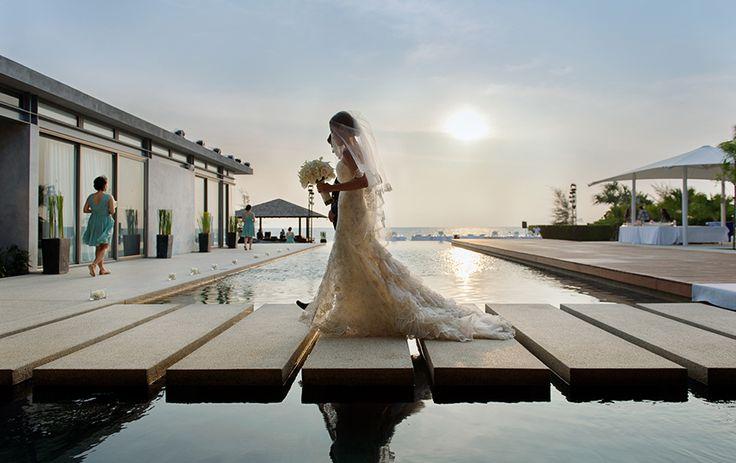 Wedding Sava Villas, Natai Beach, Phuket-Phang Nga. http://www.darinimages.com/wedding-nam-ryan/