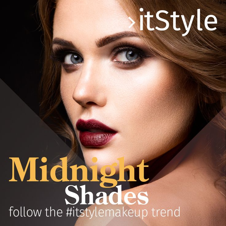 Follow the #itstylemakeup trend