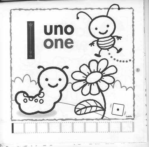 Coloring Sheets For Spanish Class : 81 best los numeros images on pinterest