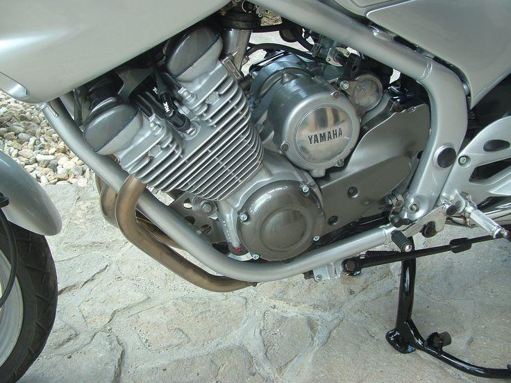 YAMAHA XJ600S Diversion 1991 - Engine