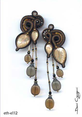 Dori Csengeri - her pieces are so intricate and unique