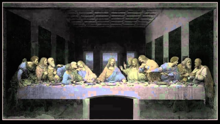 A short preview of the 45 minute amazing art installation... Leonardo's Last Supper: A Vision by Peter Greenaway December 3, 2010 - January 6, 2011 at Park A...