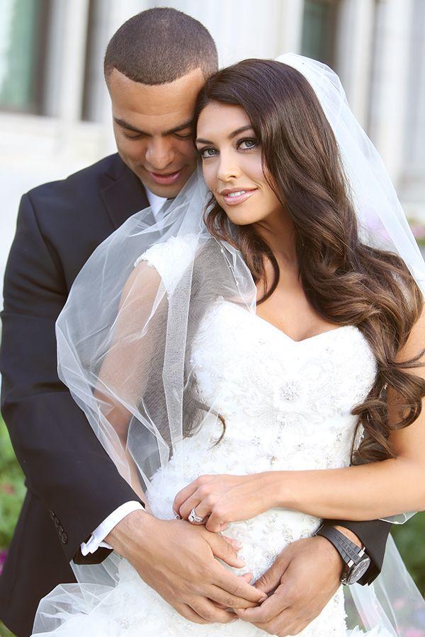 Marissa Powell + Kyle Van Noy Utah Wedding, Photo by Camilla Binks ...