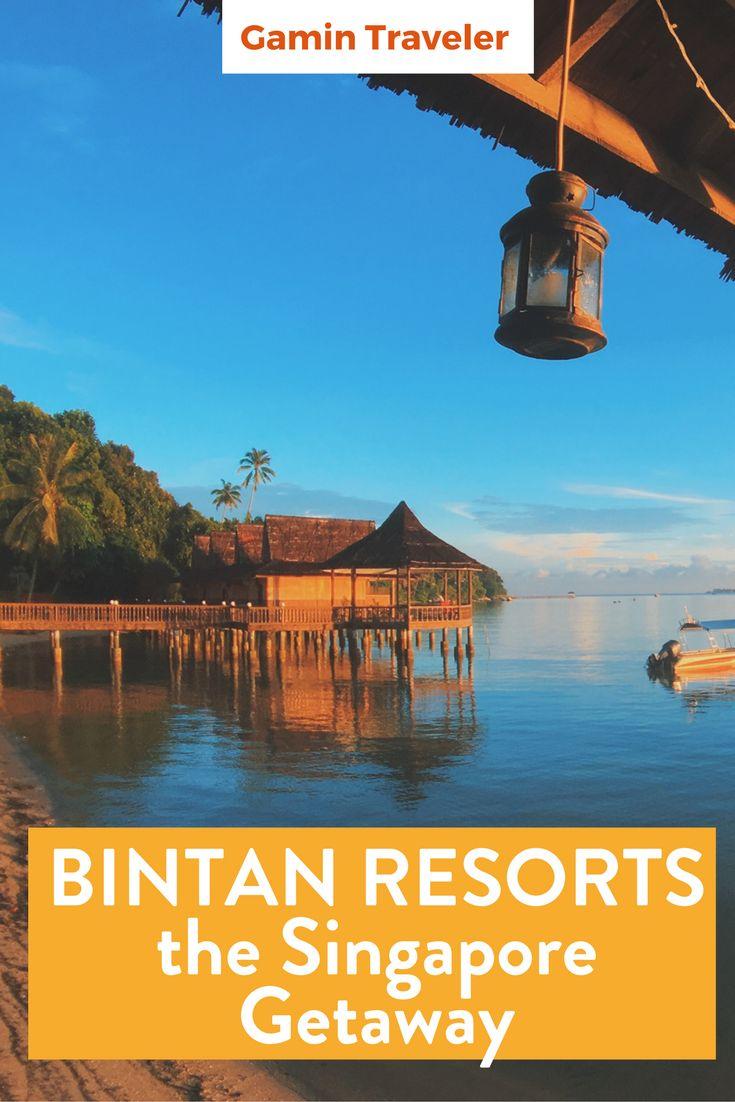 Luxury and comfort in Indonesia. Bintan Resorts – Quick Getaway from Singapore via @gamintraveler