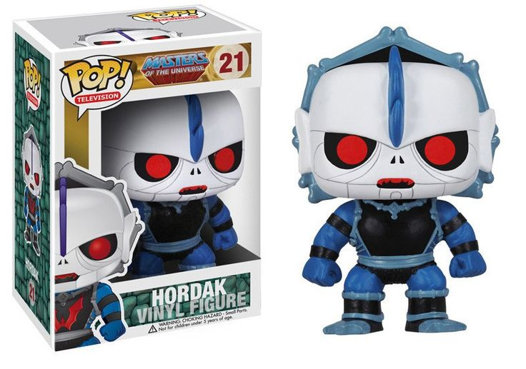 Masters of the Universe POP! Vinyl Figur Hordak Masters of the Universe - Hadesflamme - Merchandise - Onlineshop für alles was das (Fan) Herz begehrt!