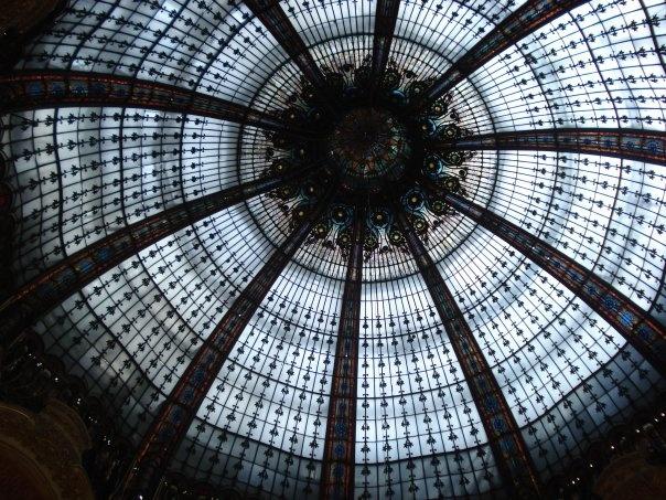 Galeries Lafayette, Paris, 2008