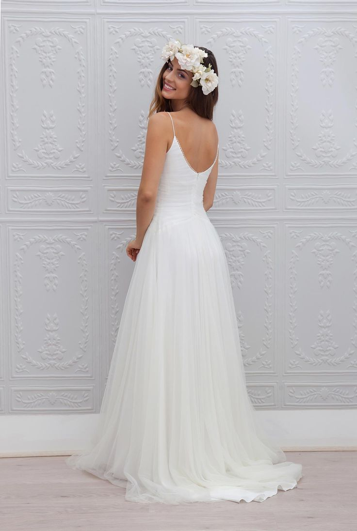 Beach wedding dresses made to perfection vestidos de for Wedding dresses in delaware