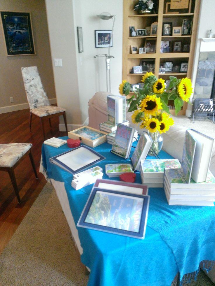 Generosi-Tea (g) - Milford-Haven Novels display.