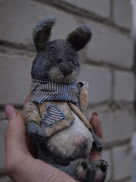 Bunny Zosik By Ljudmila Zivel - Bear Pile