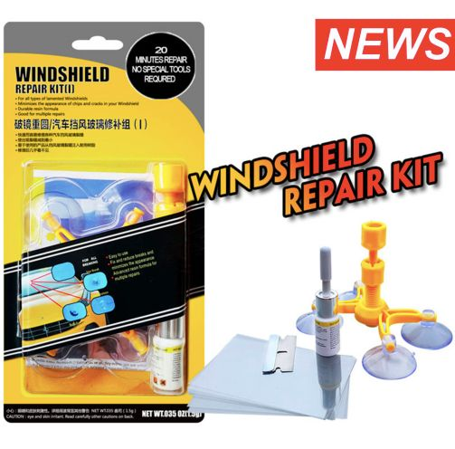 windshield chip repair kit 50 off