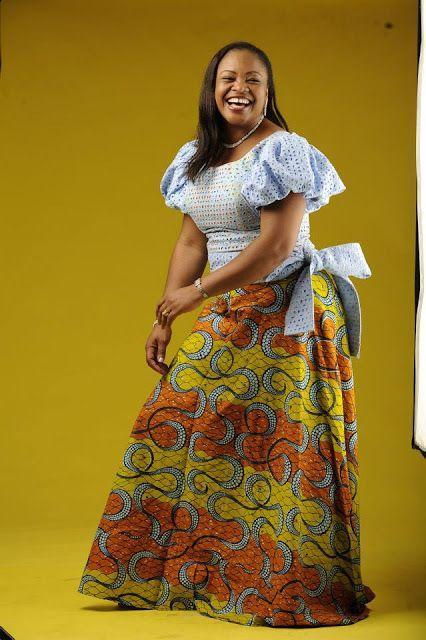 Check Out Funke Akinokun Looking Good in Ankara Styles ~Latest African Fashion, African Prints, African fashion styles, African clothing, Nigerian style, Ghanaian fashion, African women dresses, African Bags, African shoes, Nigerian fashion, Ankara, Kitenge, Aso okè, Kenté, brocade. ~DKK