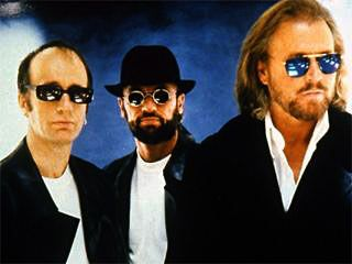 The Bee Gees...can anyone ever forget their songs?